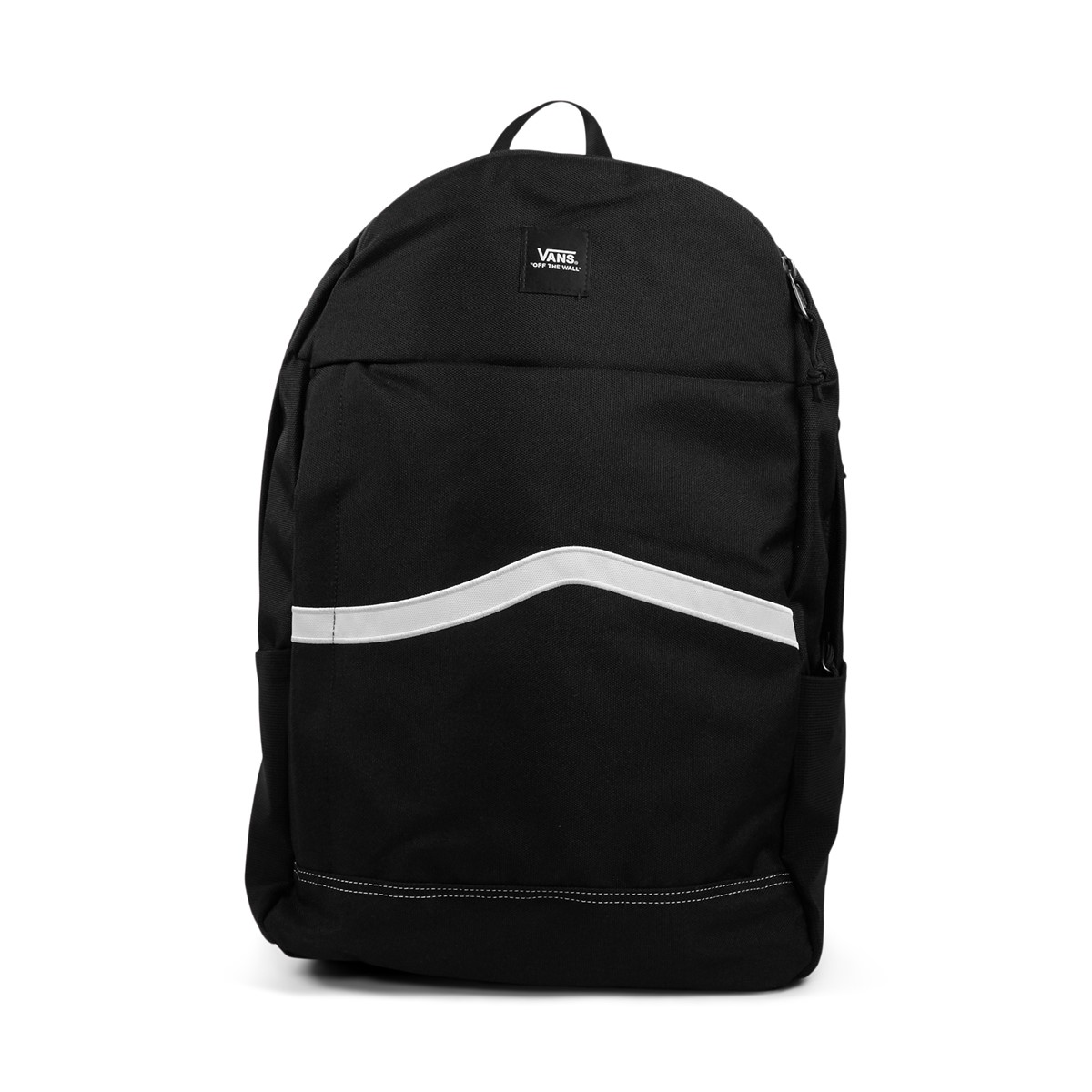 Construct Backpack in Black/White