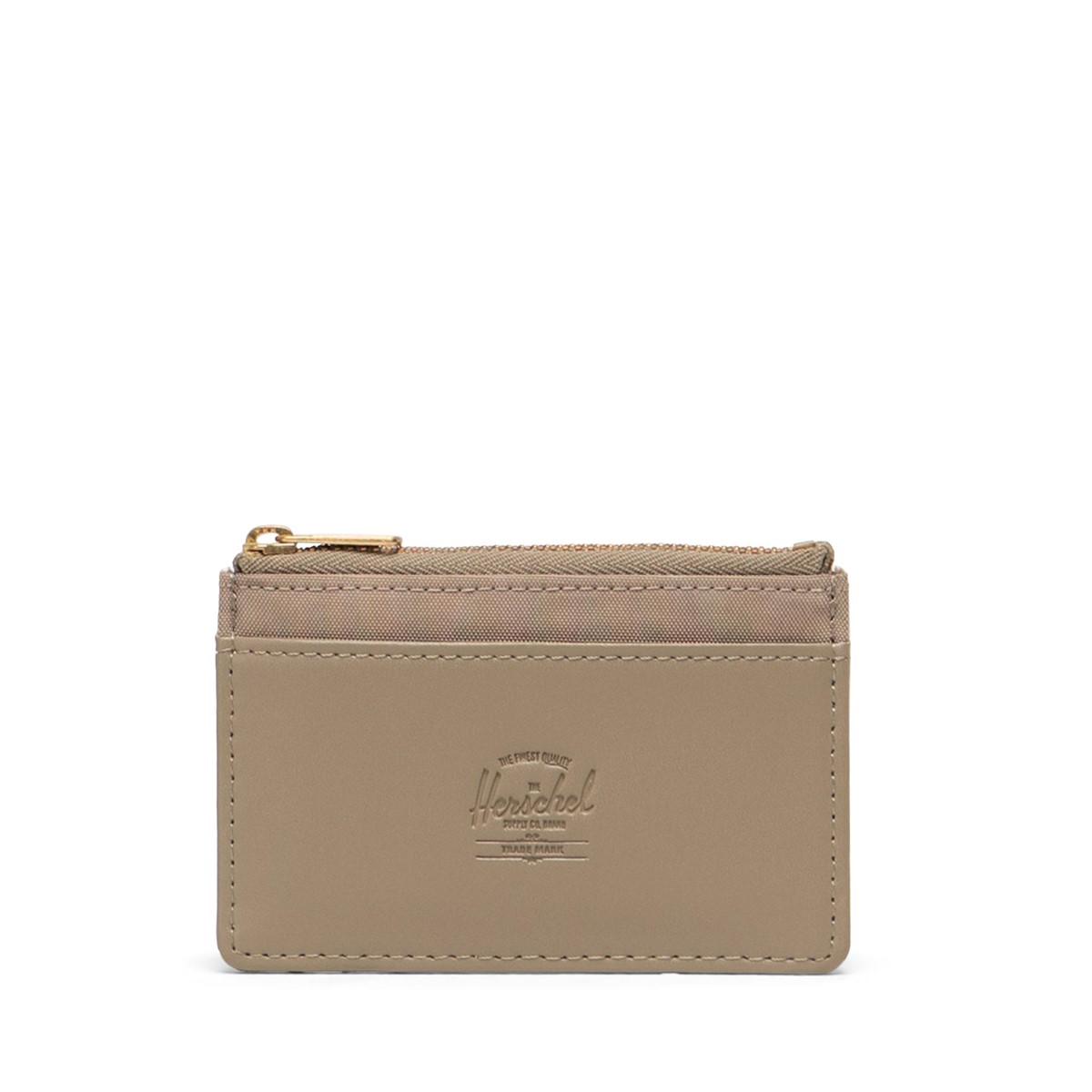 Oscar Orion Wallet in Grey