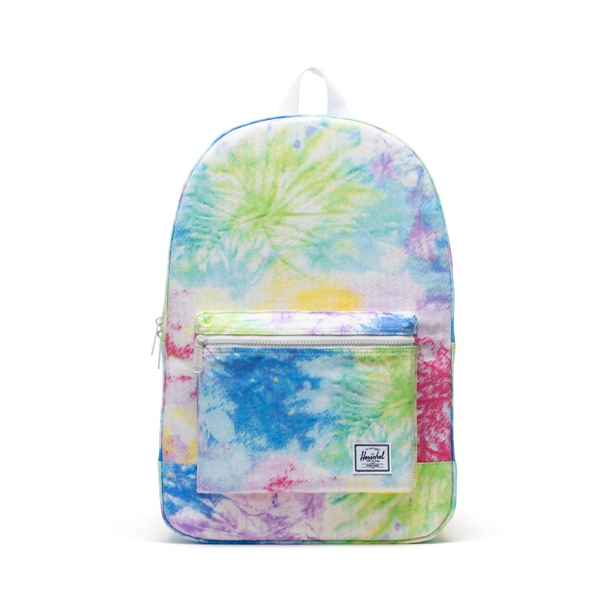 Daypack Backpack in Pastel Tie Dye