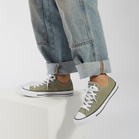 Women's Chuck Taylor All Star Ox Sneakers in Light Grey