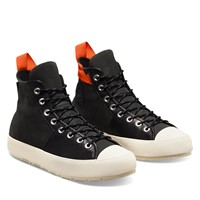 Baskets Chuck 70 Explore Hi noir, orange et blanc pour hommes
