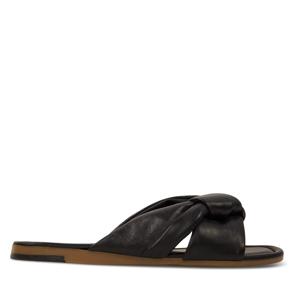 Women's Cora Slip-On Sandals in Black