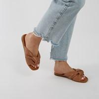 Sandales Cora brun clair pour femmes