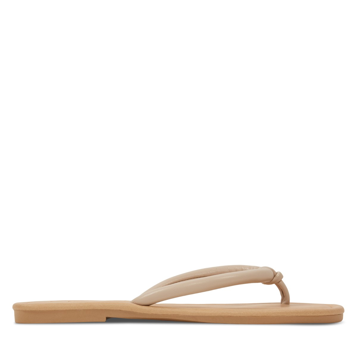 Women's Claire Thong Sandals in Nude