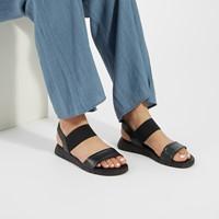 Sandales Abby noires pour femmes