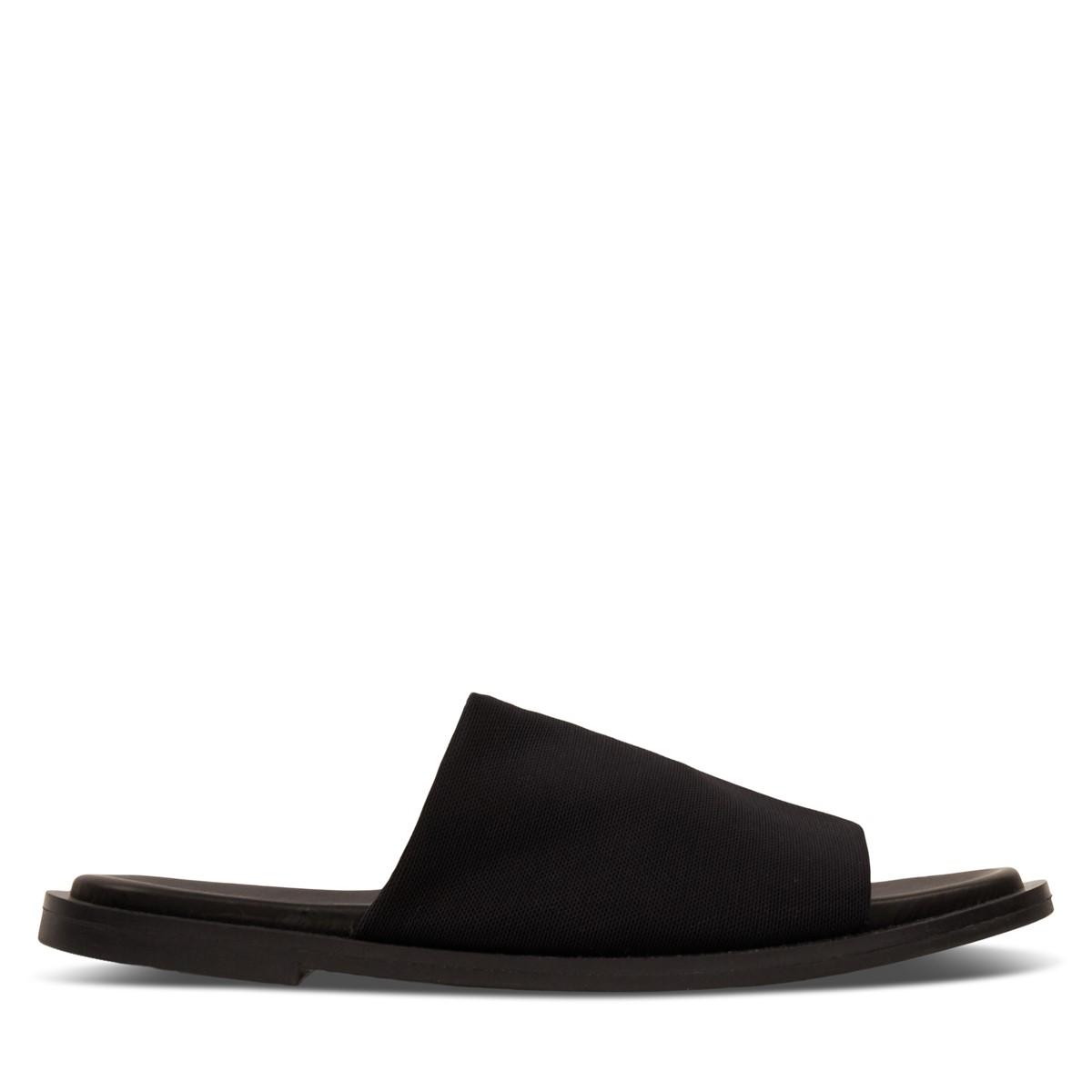 Women's Elise Slip-On Sandals in Black