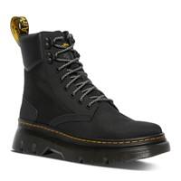 Men's Tarik Canvas Boots in Black