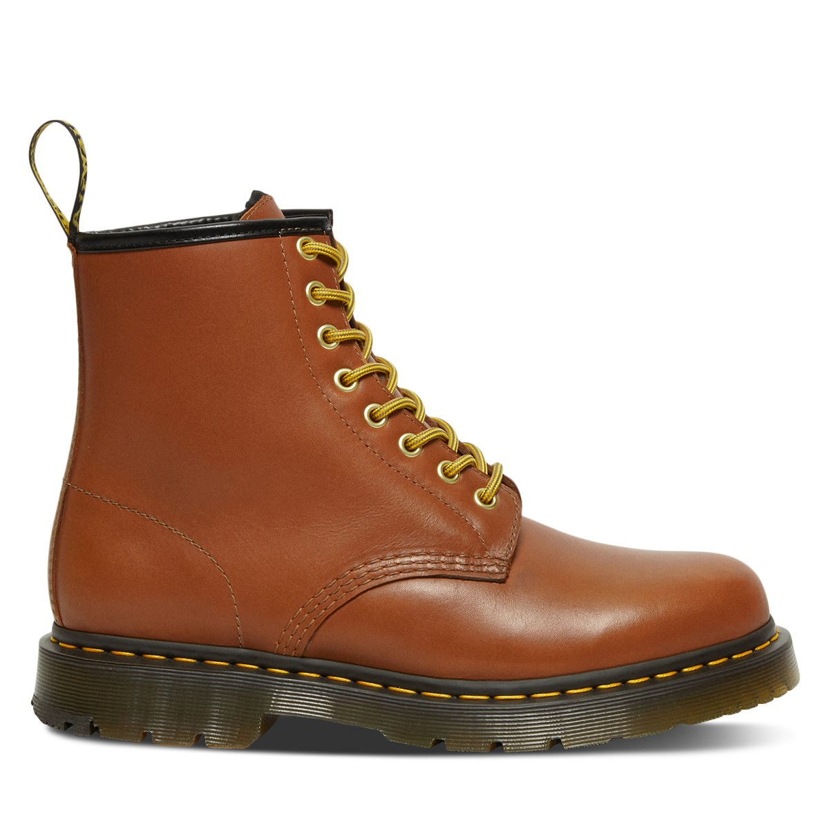 Men's 1460 Blizzard WP Boots in Tan