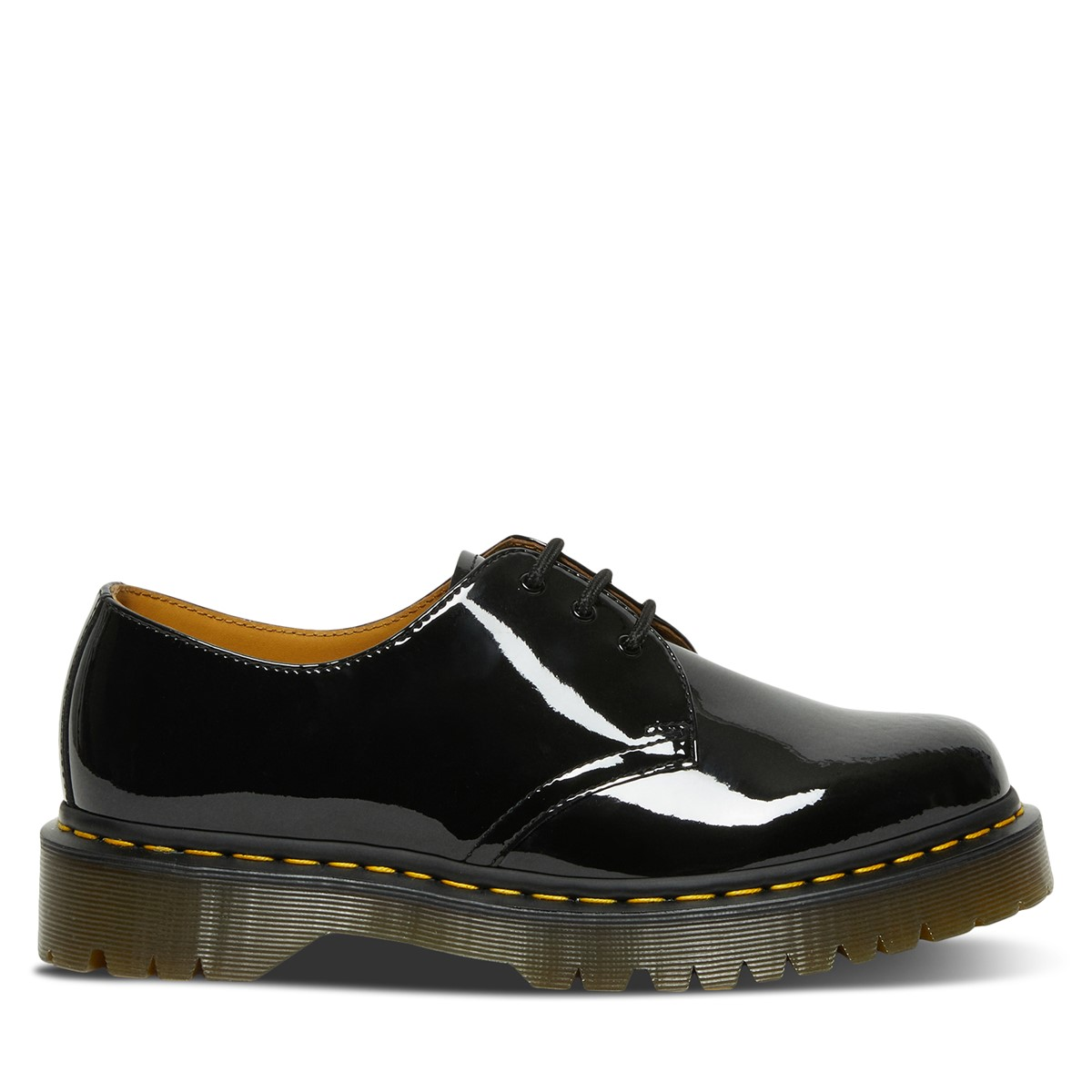 Women's 1461 Bex Patent Oxford Shoes in Black