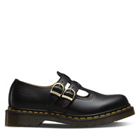 Women's 8065 Mary Jane Shoes in Black