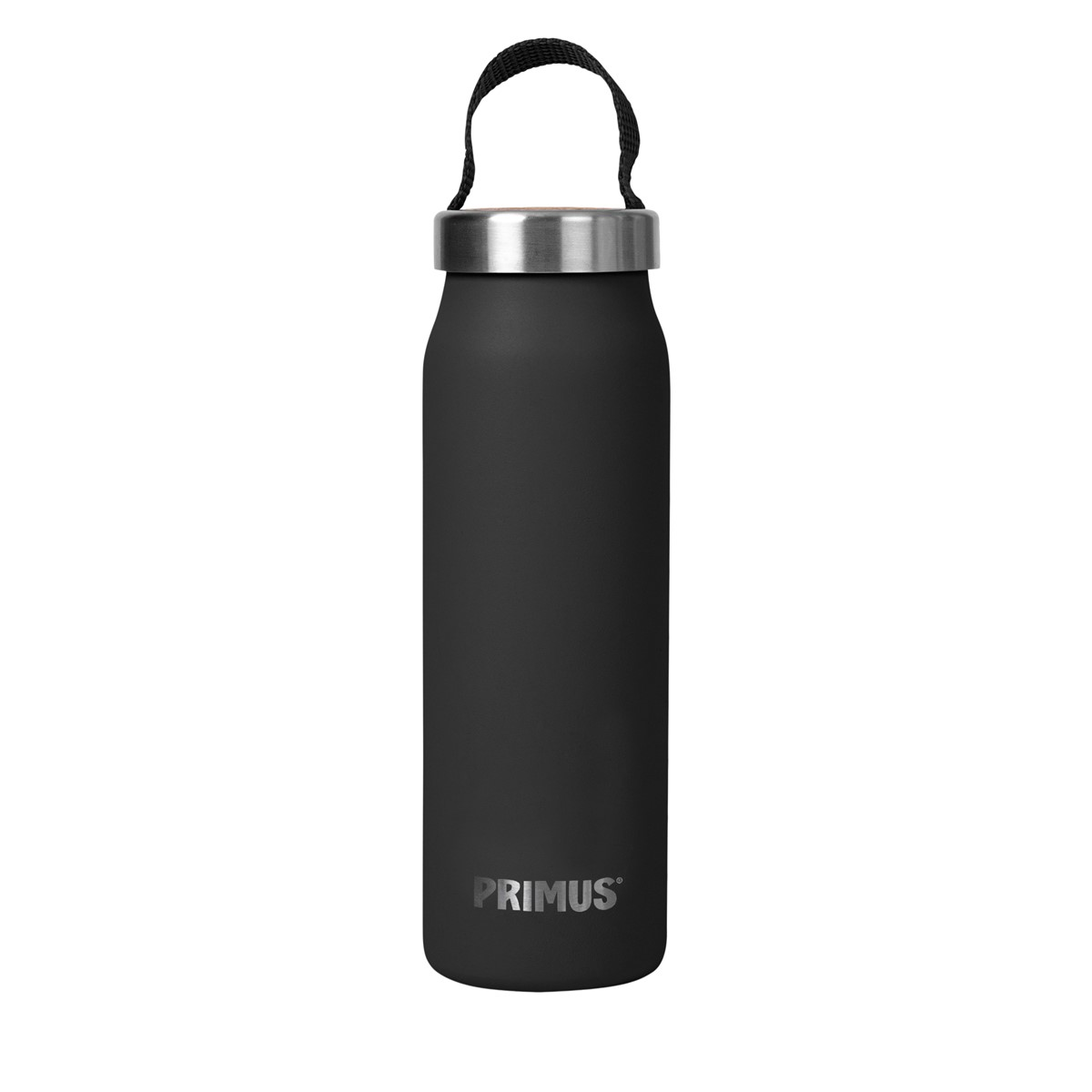 Klunken Vacuum Stainless Steel Bottle in Black