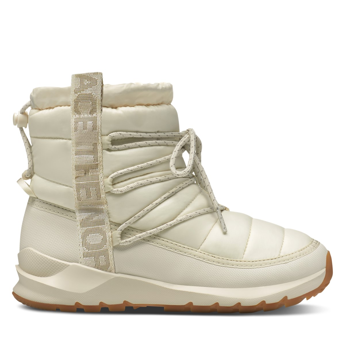 Women's ThermoBall Lace-up Boots in White