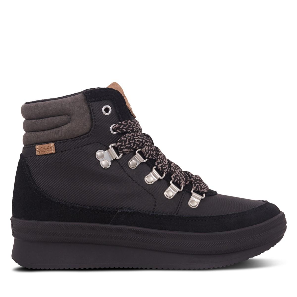 Women's Midland Boots in Black