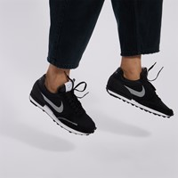 Men's DBreak Sneakers in Black/White