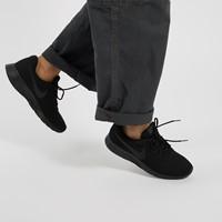Men's Tanjun Sneakers in Black