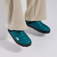 Mules Thermoball Traction vertes pour femmes