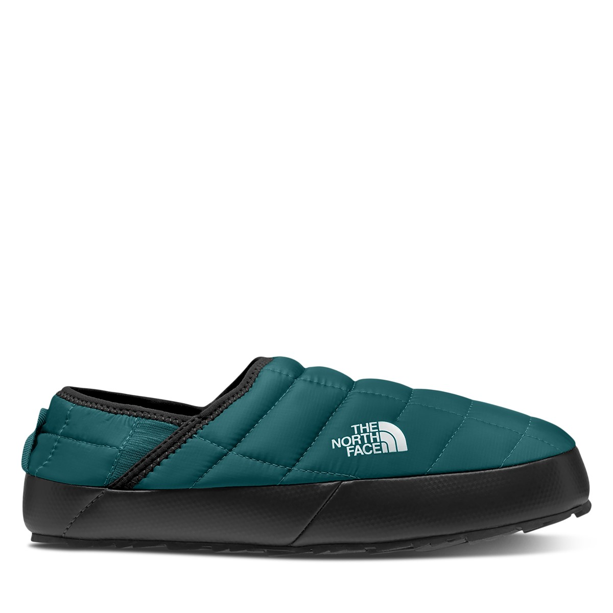 Women's Thermoball Traction Mules in Green