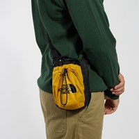 Bozer Crossbody Bag in Yellow/Black