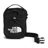 Bozer Crossbody Bag in Black/White