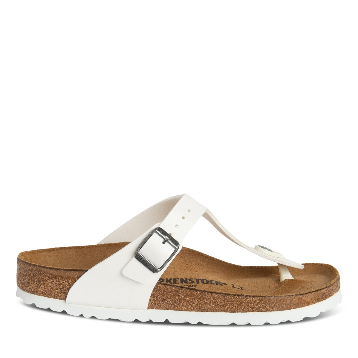 Women's Gizeh Thong Sandals in White