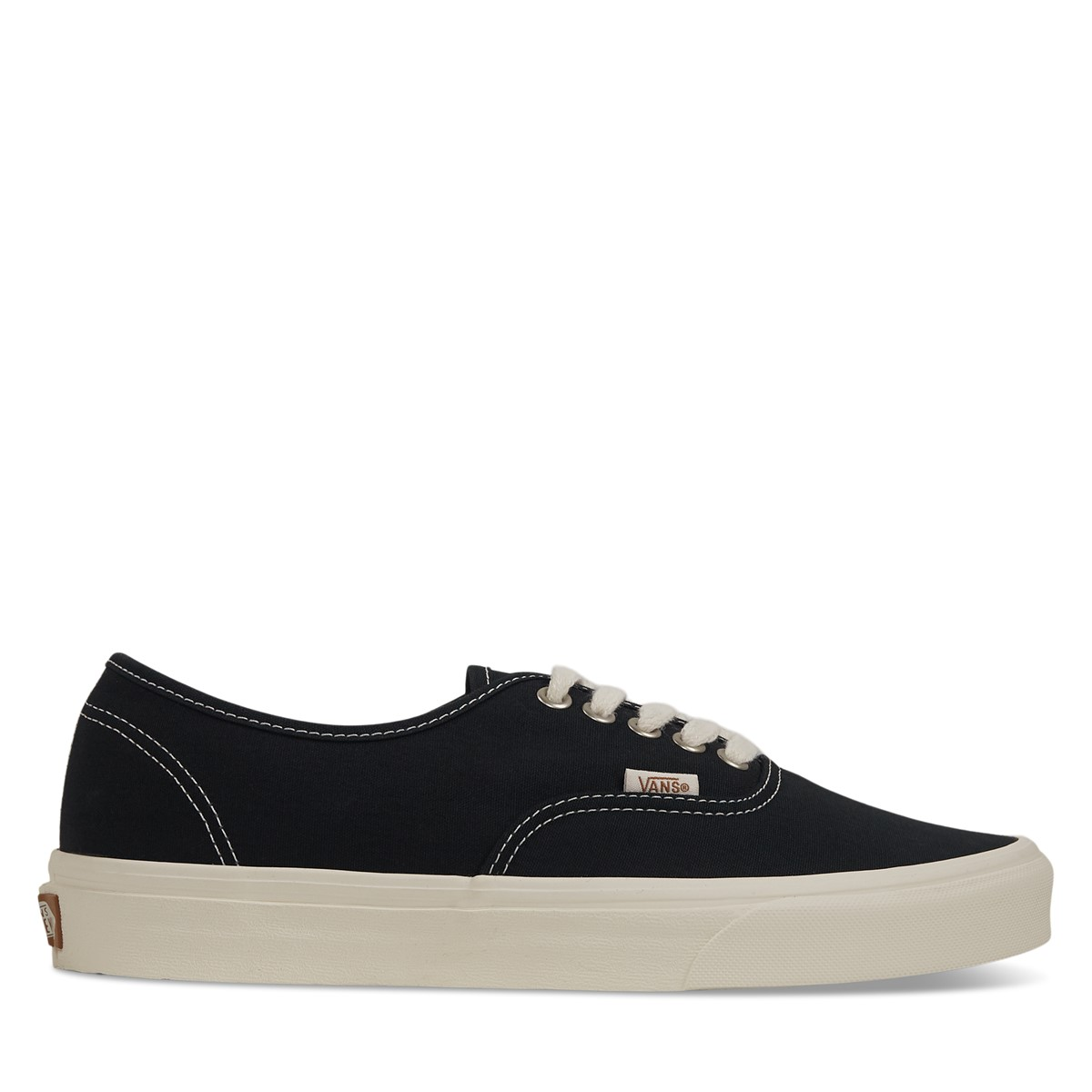 Eco Theory Authentic Sneakers in Black/Beige