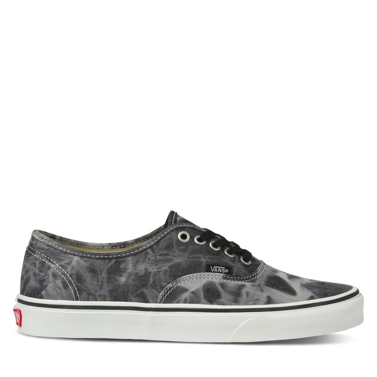 Denim Destroy Authentic Sneakers