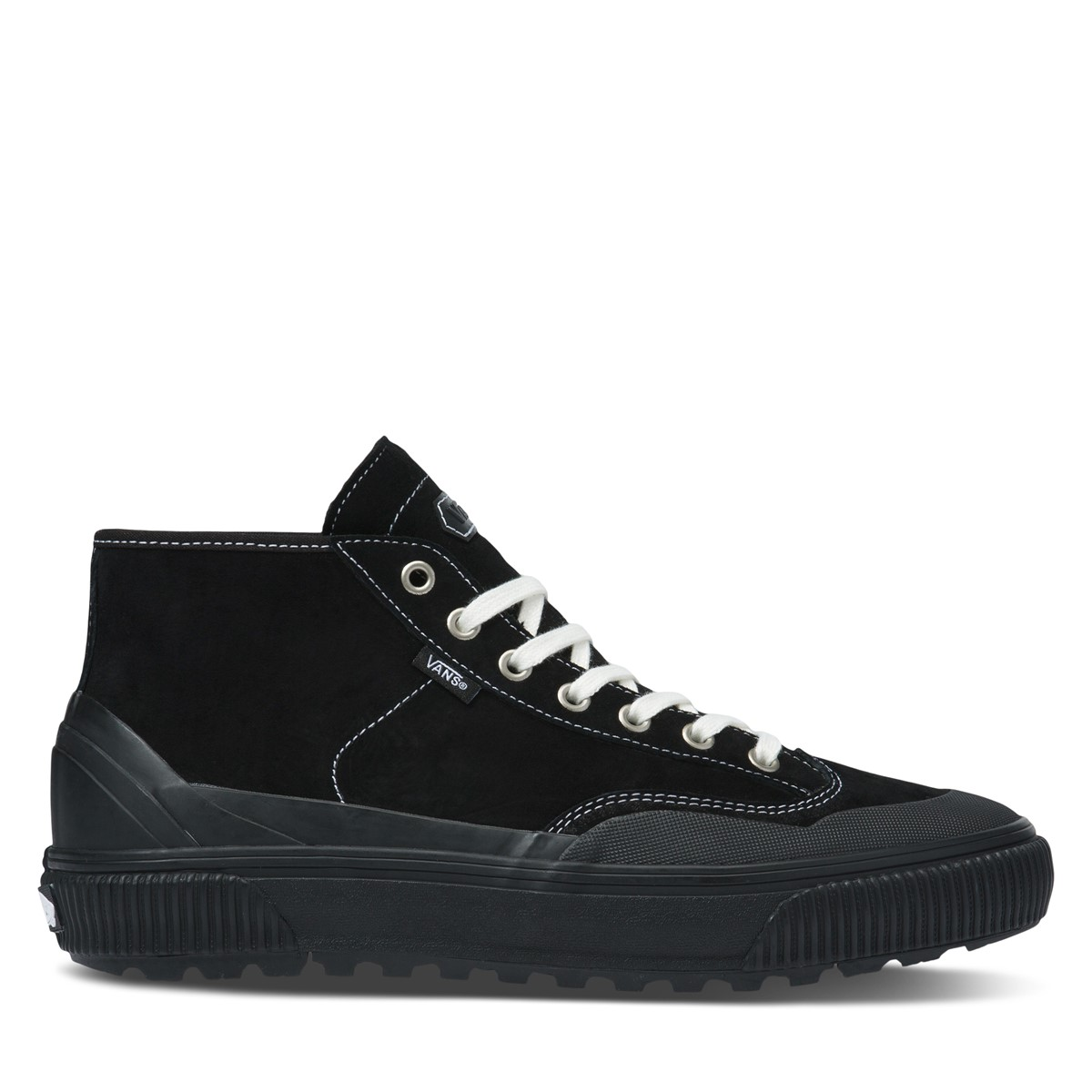Men's Destruct Mid MTE-1 Sneaker Boots in Black