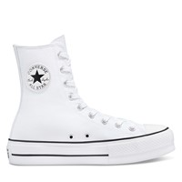 Women's Chuck Taylor X-Hi Platform Sneakers in White