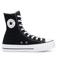 Women's Chuck Taylor X-Hi Platform Sneakers in Black