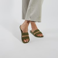 Women's Renda Sandals in Green