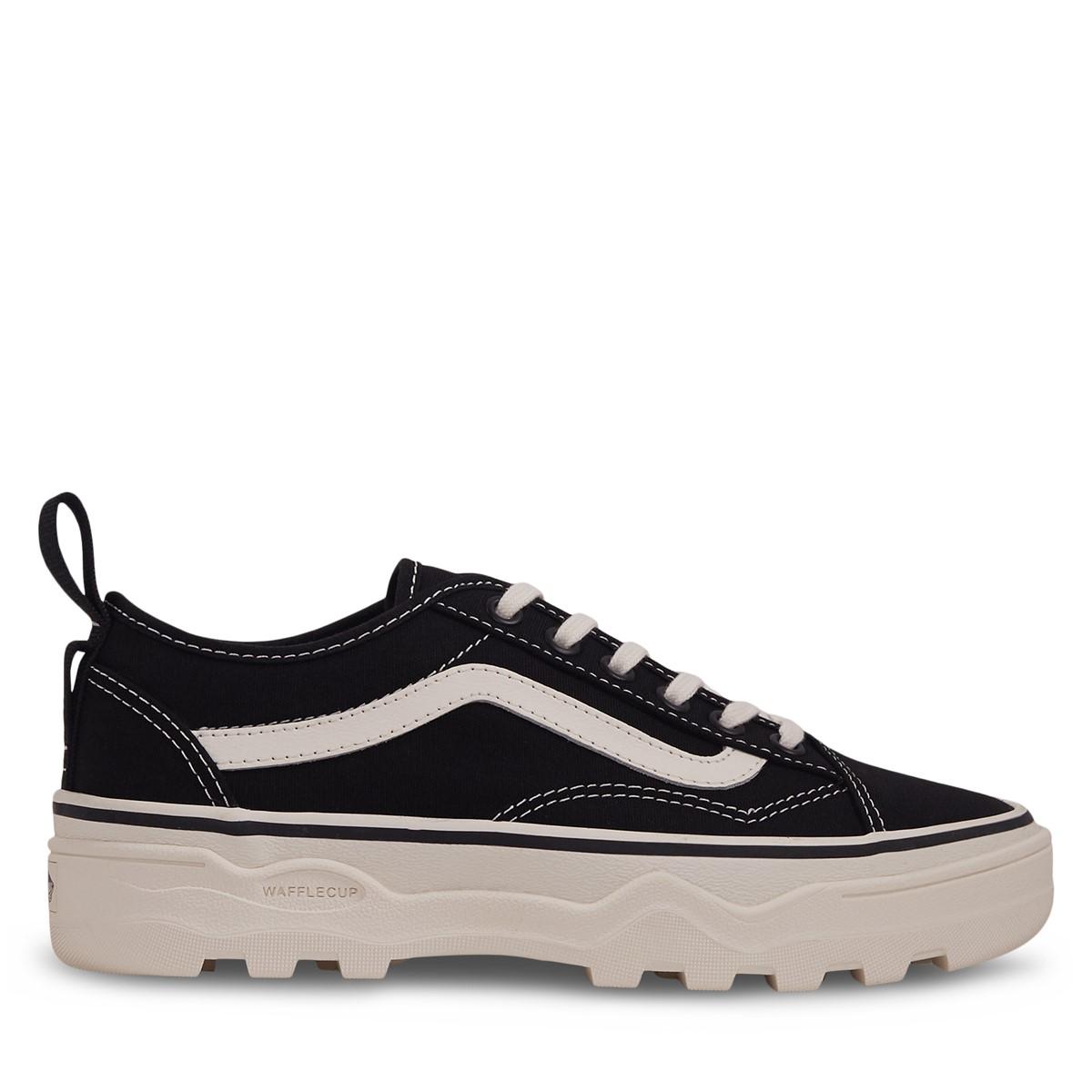 Sentry Old Skool WC Sneakers in Black/White