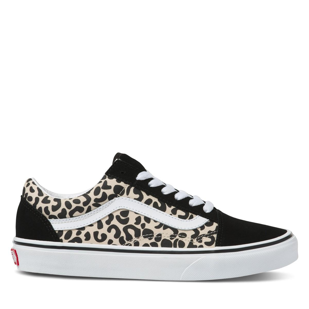Safari Multi Mix Old Skool Sneakers
