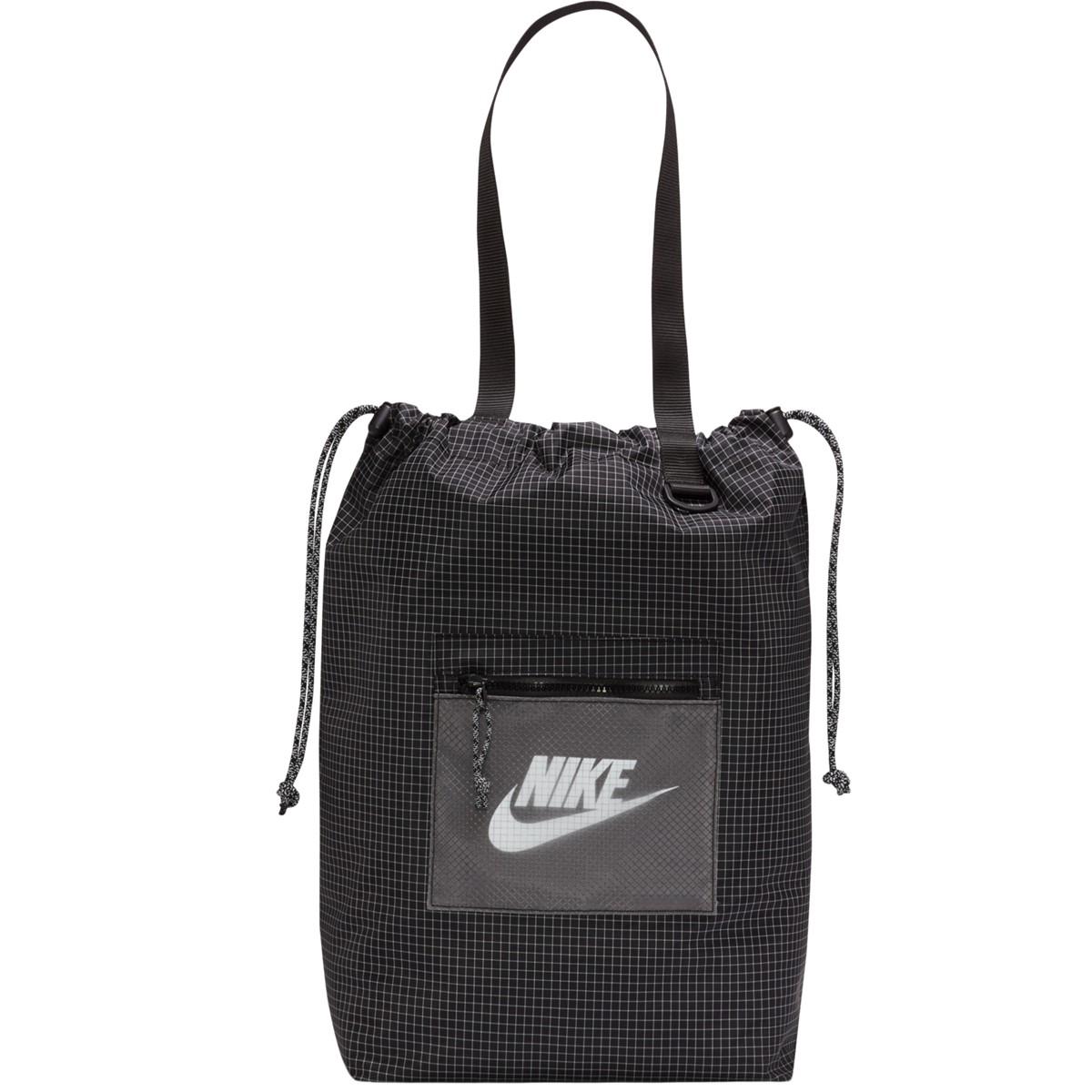 Heritage Tote Bag in Black/White
