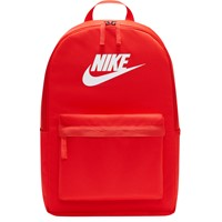 Heritage Backpack in Red/White