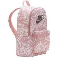 Heritage Tie-Dye Backpack in Pink/Grey