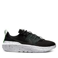Baskets Nike Crater Impact noir et blanc pour femmes