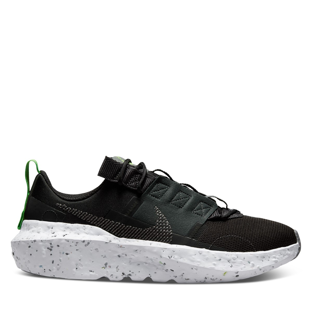 Women's Nike Crater Impact Sneakers in Black/White