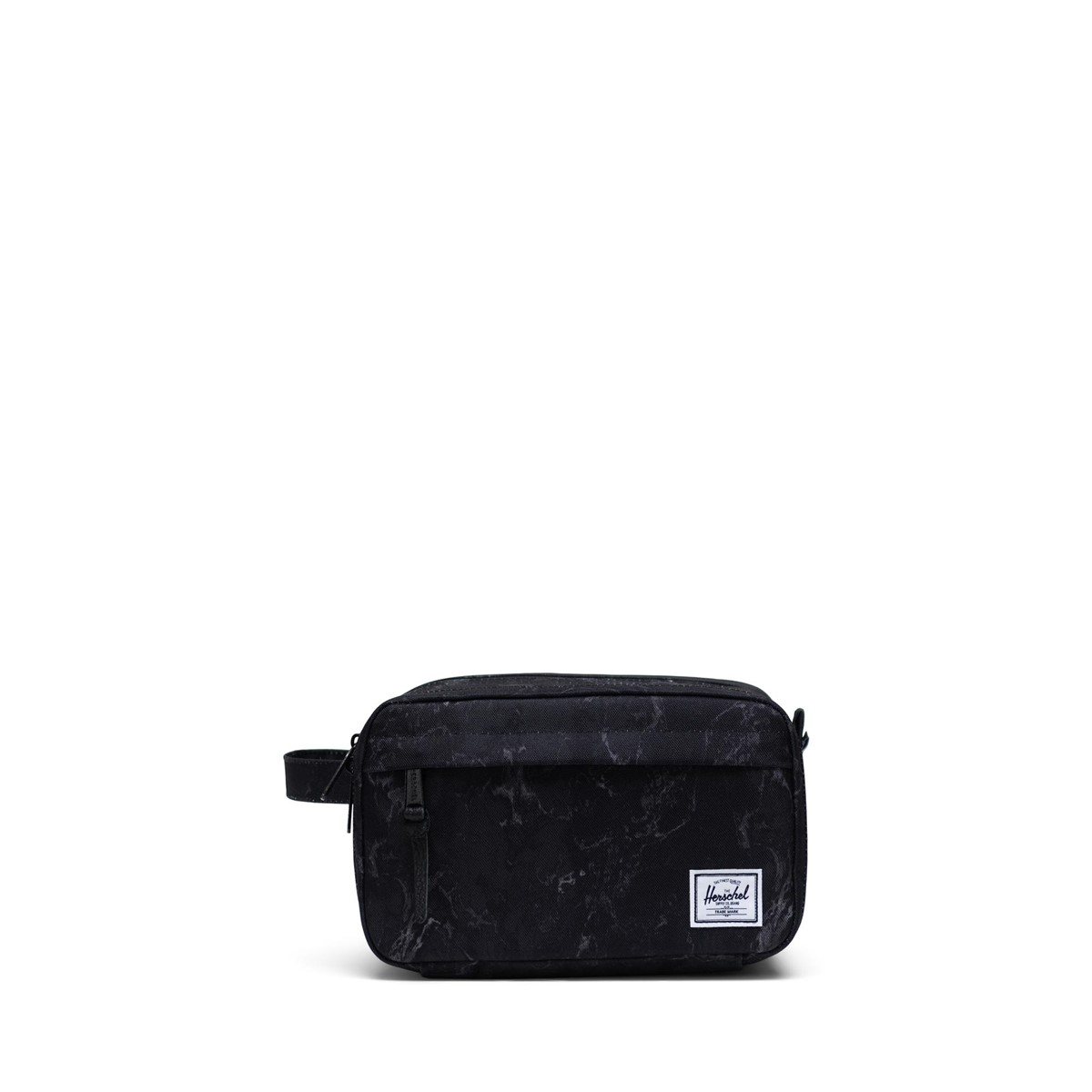 Chapter X-Large Travel Pouch in Black Marble