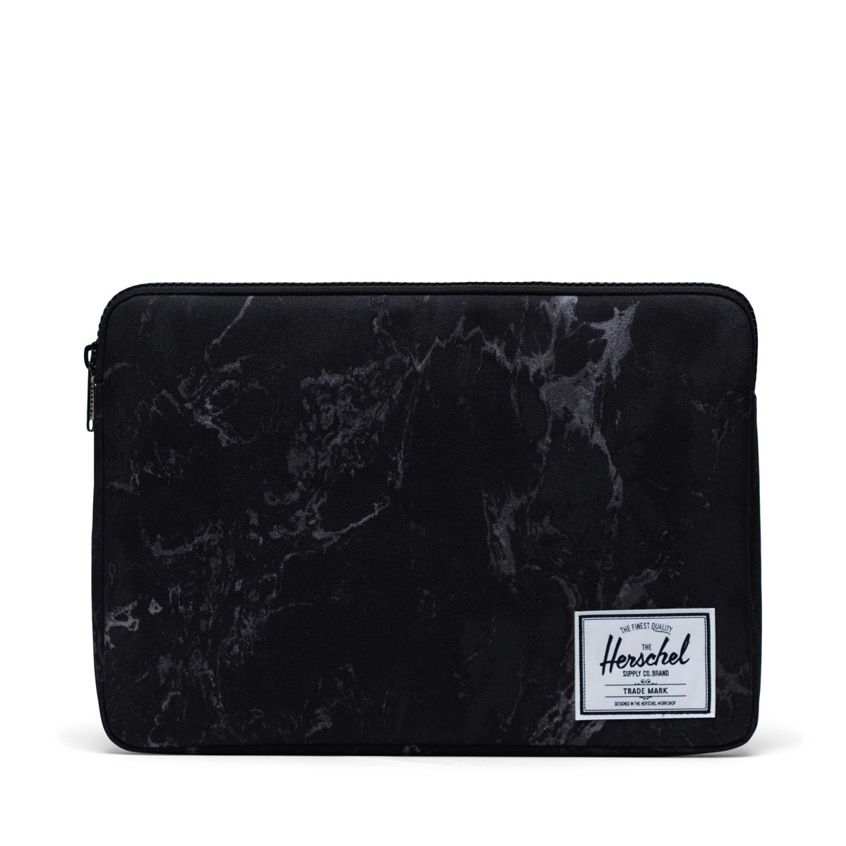13 Anchor Sleeve in Black Marble