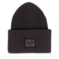 Juneau Rib Knit Beanie in Grey