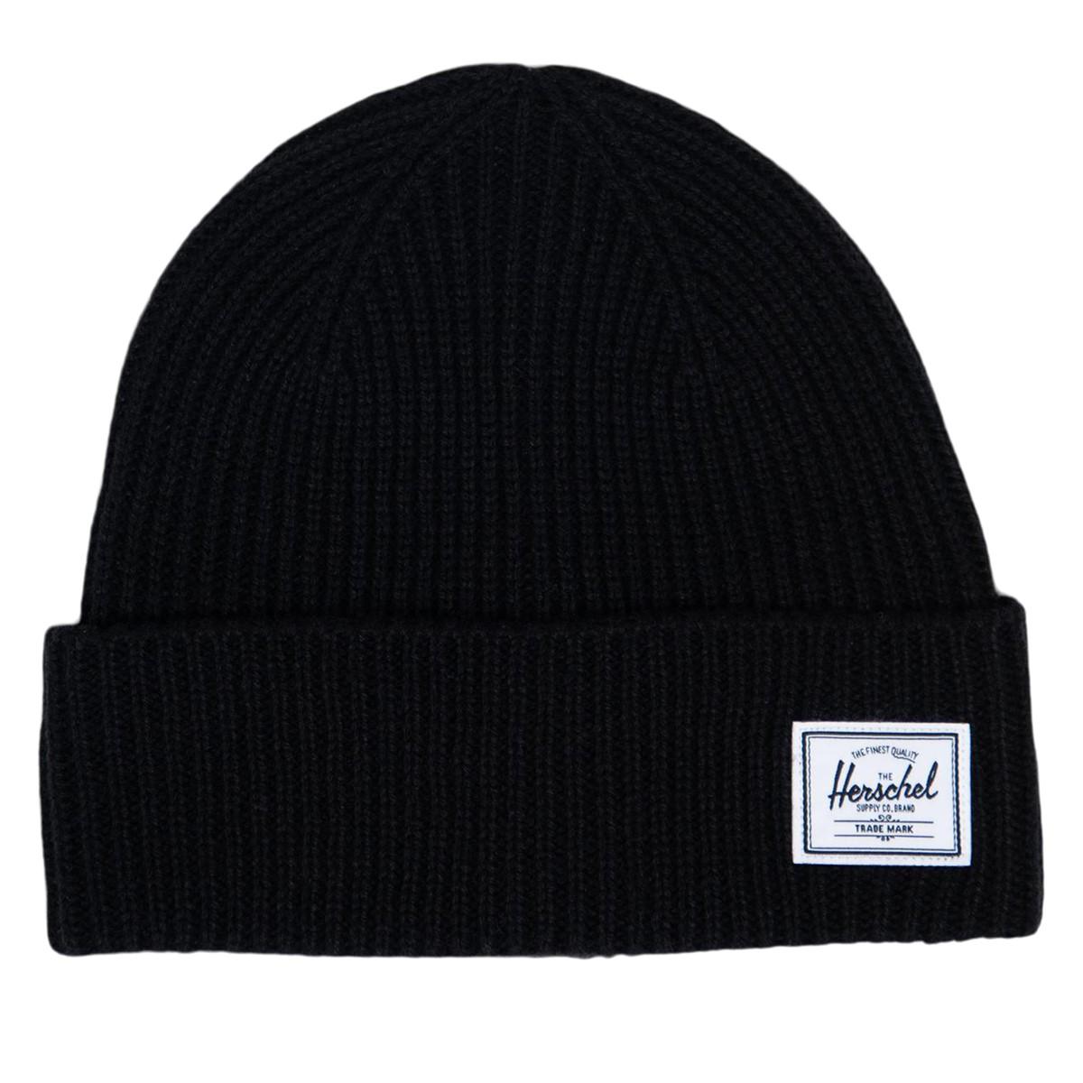 Polson Beanie in Black