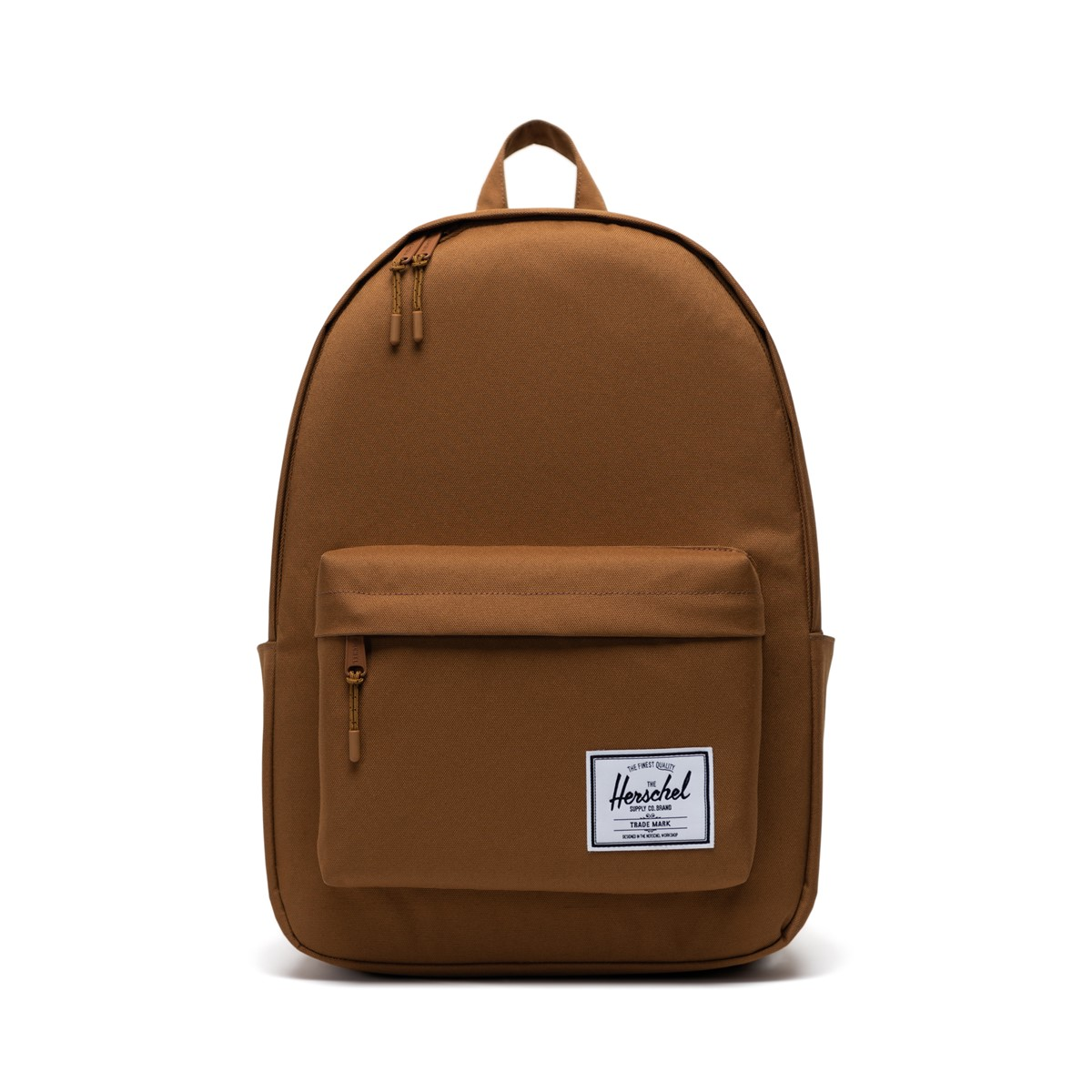 Classic XL Backpack in Rust Brown