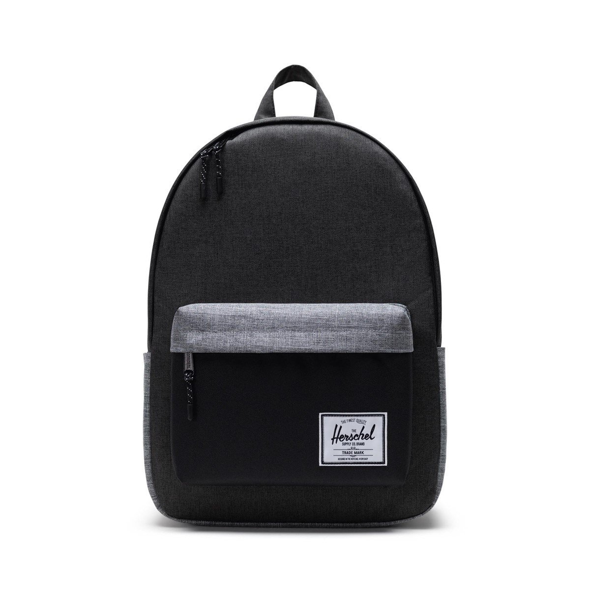 Classic XL Backpack in Black/Grey