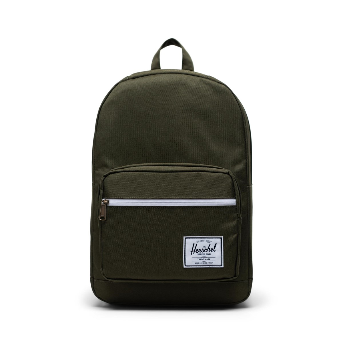 Pop Quiz Backpack in Forest Green