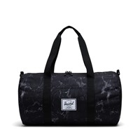 Sutton Mid-Volume Duffle Bag in Black Marble