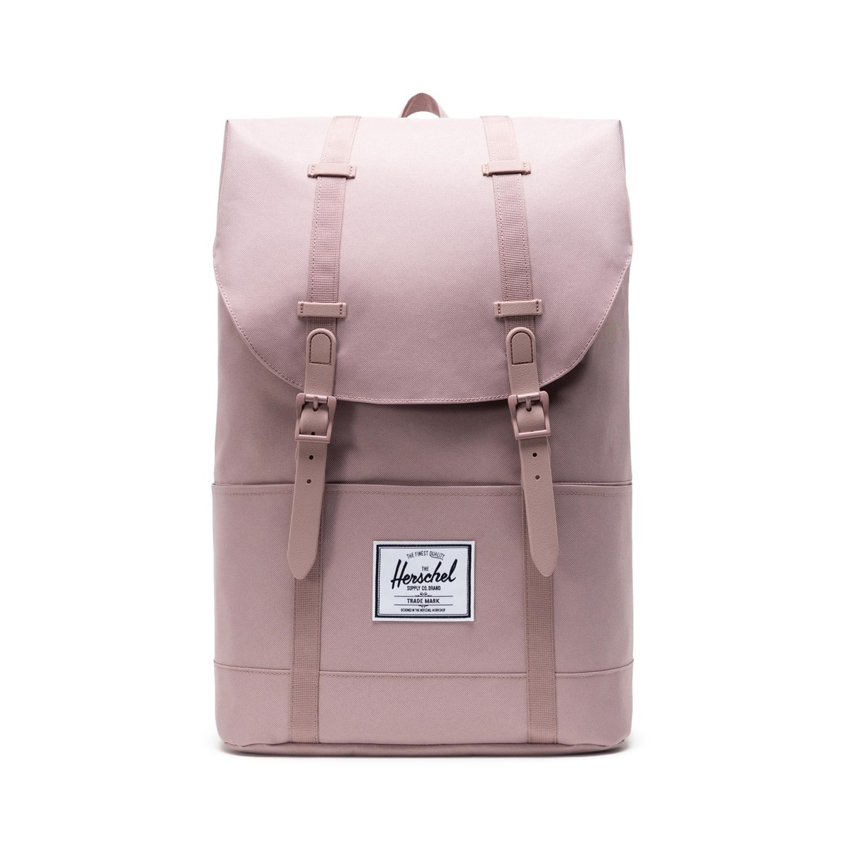 Eco Retreat Backpack in Ash Rose