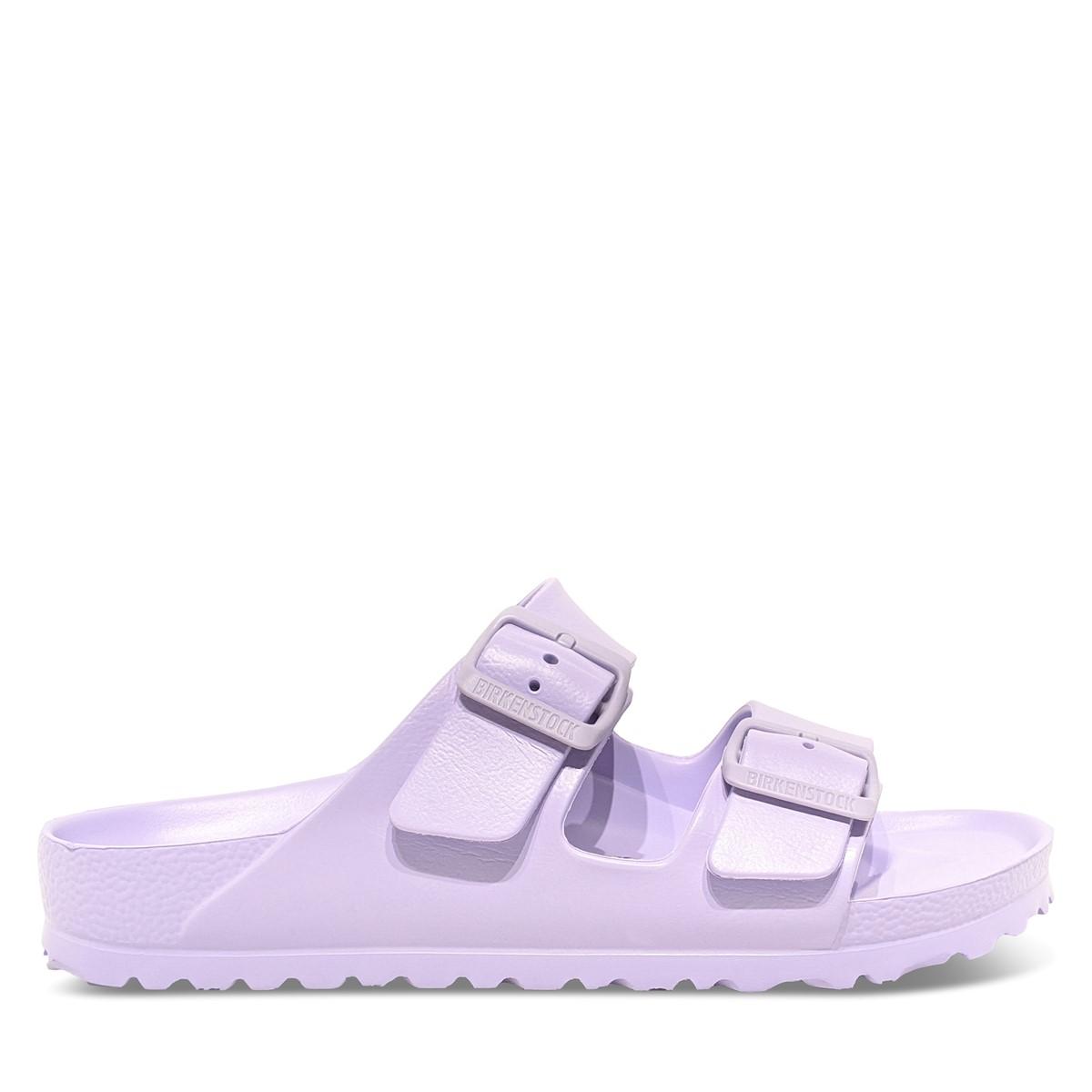Women's Arizona EVA Sandals in Lilac