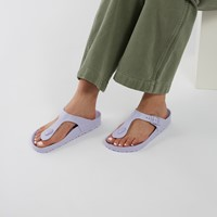 Women's Gizeh EVA Thong Sandals in Lilac