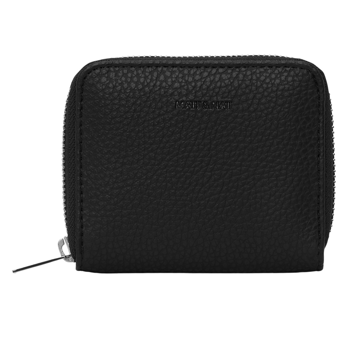 Rue Purity Zip Wallet in Black