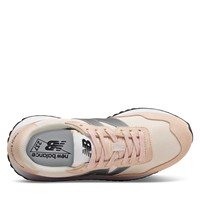Women's 237 Sneakers in Light Pink/Silver